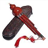NUYI-2 Yunnan Cucurbit Flöte Bakelit C