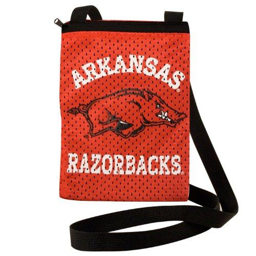 Littlearth NCAA Spiel Tag Beutel, Arkansas Razorbacks