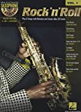 Saxophone Play-Along Volume 1: Rock 'N' Roll (Buch & CD) (Hal Leonard Saxophone Play-Along)