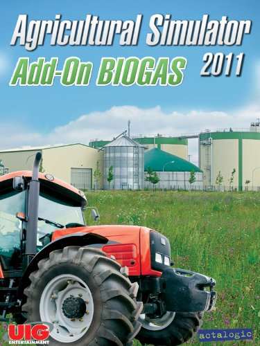 Agricultural Simulator 2011 Biogas Addon