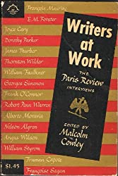 Writers At Work Paris Review Interviews