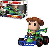 Funko- Figurine Pop-Disney-Toy Story-Woody with RC, 37016, Multicolore
