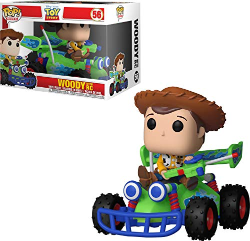 Woody con RC