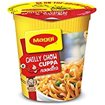 Maggi Cuppa Mania Chilly Chow Cup Noodles, 70g
