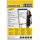 Bi-Office FL0325102 - Bloc para rotafolios liso, Euro, 60 g/m²