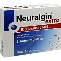 Neuralgin extra Ibu Lysinat Filmtabletten preisvergleich bei billige-tabletten.eu