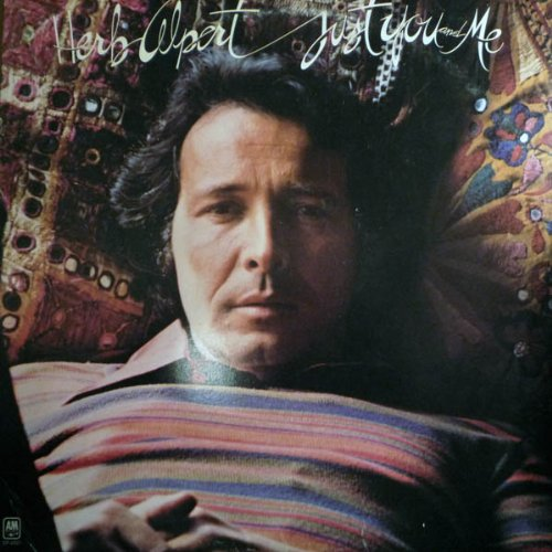 JUST YOU AND ME VINYL LP 1976 [AMLH64591] HERB ALPERT