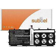 subtel Batería premium para Samsung Galaxy Tab 10.1/Galaxy Tab 2 10.1/Galaxy Note 10.1 (no 2014 Edition) (7000mAh) SP3676B1A bateria de repuesto, pila reemplazo, sustitución