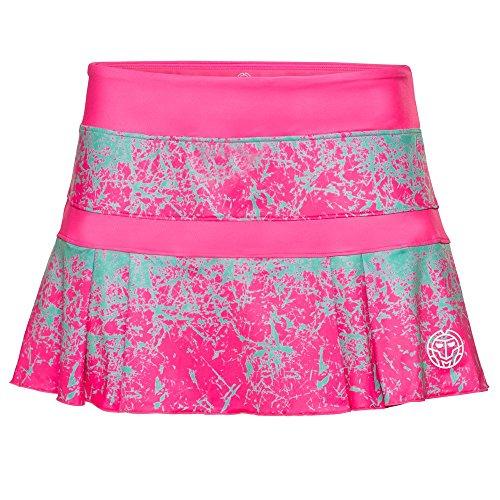 Liza Tech Skort - pink/Green (FS18) -