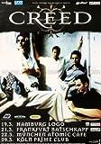 Creed ( Scott Stapp ) - Weathered Tour 2000 - Poster Plakat Konzertposter