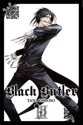 Black Butler, Vol 3