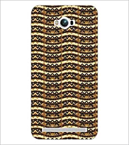 PrintDhaba Pattern D-5247 Back Case Cover for ASUS ZENFONE MAX ZC550KL (2016) (Multi-Coloured)