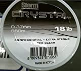 Best Monofilament Lines - SeaTech Crystal Extra Strong Fishing Line (18lb 860m) Review