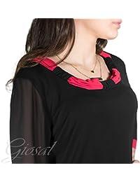 Giosal - Camiseta sin mangas - para mujer