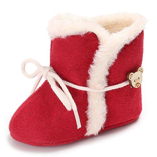 Lovely Baby Schuhe warme Winter Erste Wanderer Kleinkind -