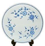Seltmann Weiden Isolde Doris Bayrisch Bayerisch blau Speiseteller 24 cm