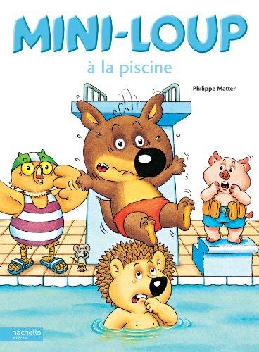 Mini-Loup à la piscine por Philippe Matter