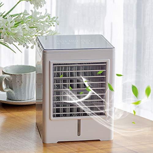Tragbarer Luftkühler, 3 In 1 Mini Mobile Klimaanlage, Luftreiniger Mit 3 Geschwindigkeiten Berührungsempfindlicher Bildschirm Lärmminderung Kann Zeitlich Festgelegt Werden Für Home Office,black - Heiß-wasser-filter-bildschirme
