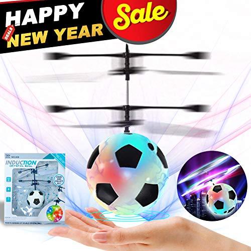 Bola Voladora RC, RC Flying Juguetes Drone Helicóptero