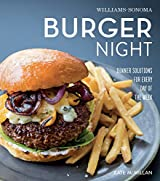 Burger Night: Dinner Solutions for Every Day of the Week