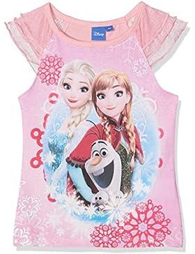 La Frozen Anna Elsa Olaf, Camiseta Para Niños