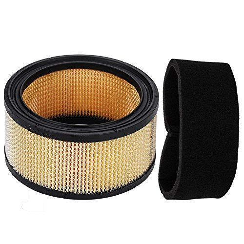 OxoxO 45 883 02-S1 Engine Air Filter With Pre-Cleaner Kit For K341, M10 - M16, KT Dome Style, CV17 - CV25 (Pack of 1) S1 Kit