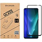 KAPAVER® Honor View 20 3D Full Cover Edge to Edge Full Glue Tempered Glass Screen Guard Protector for Honor View 20(V20)