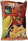 biozentrale Tortilla Chips Paprika, 5er Pack (5 x 125 g)