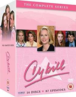 Cybill Complete Box Set [DVD] (B001AS7V5S)   Amazon price tracker / tracking, Amazon price history charts, Amazon price watches, Amazon price drop alerts