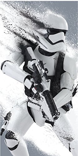 Jerry Fabrics 225491 Disney Star Wars Sturmtruppler Strandtuch 140 x 70 cm