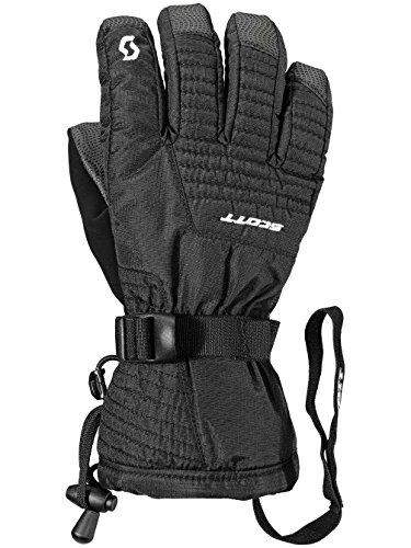 Scott Kinder JR Ultimate Handschuhe, Black, M - Junior Winter-handschuhe Scott