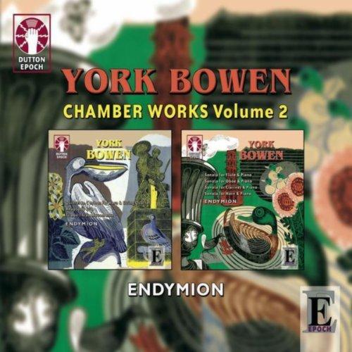 York Bowen: Chamber Music Box Set, Vol. 2 Bowens Set