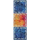 AccuQuilt 55256 Stanzform Quadrat 2 1/2 Zoll, Circa 6,4 cm