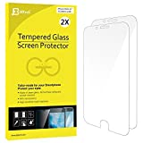 Best Iphone 6 Screen Protectors - iPhone 6s Screen Protector, JETech 2-Pack [3D Touch Review