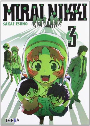 Mirai Nikki 3 (Shonen - Mirai Nikki) por Sakae Esuno
