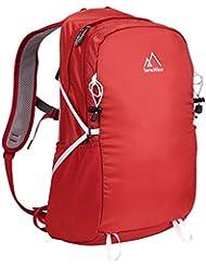 Terra Hiker Sac à Dos de Randonnée Ultra Léger 680g avec Système de Suspension Pour Trekking Escalade Camping Montagne, 25L