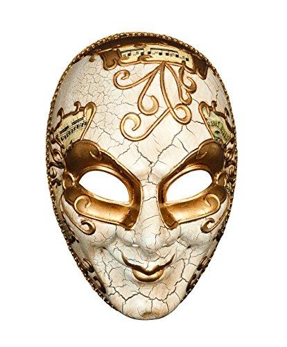 Maestro vénitien Mascarade Masque (Masque/Bandeau