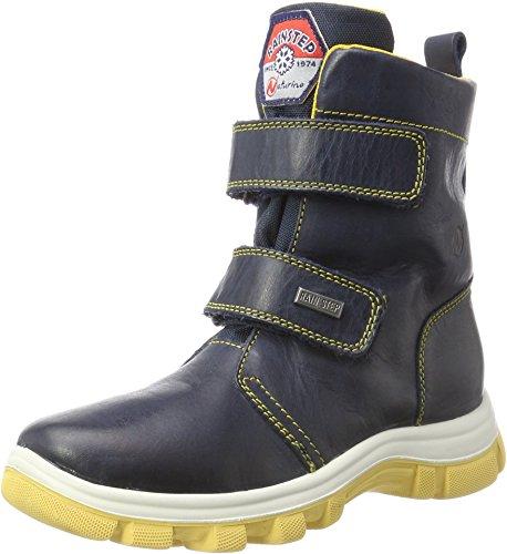 Naturino Jungen Ural Stiefel, Blau (Blau), 35 EU