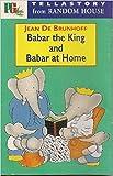Babar the King/ Babar at Home (Babar)