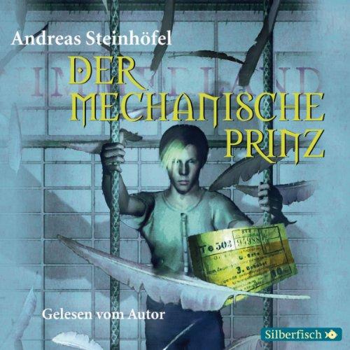 Buchseite und Rezensionen zu 'Der mechanische Prinz' von Andreas Steinhöfel