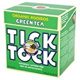 Product Image of Tick Tock Org Green Rooibos 40bags (Pack of 4 - 160 bagss)