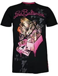LORD BALTIMORE Homme Designer Shirt - BIG BALLER -