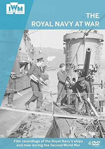 Imperial War Museum - The Royal Navy at War [4 DVD BOXSET] - IWM [UK Import] -