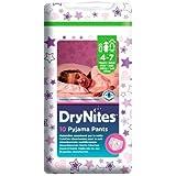 Huggies 4–7ans Pour Fille Drynites Etui de 4