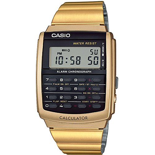 Casio Collection Unisex Adults Watch CA-506G-9AEF