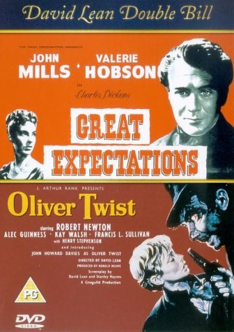 Oliver Twist/Great Expectations [DVD] [1948] by Robert Newton