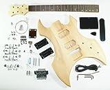 Ergonomique rystone 4260180886207Jeu de construction complet pour guitare électrique heavy metal Bg50