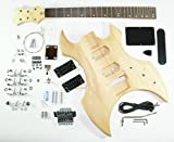 Cherrystone , Kit completo per chitarra elettrica ST, n. serie 4260180886207, per chitarra elettrica heavy metal BG50.