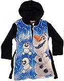 Disney Frozen Olaf, Vestaglia Bambina, Blu (Navy), 3 Anni