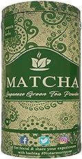 Amaara Herbs Matcha Japanese Green Tea Powder, 30g